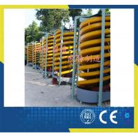 Quality Gravity mining equipment spiral chute concentrator wholesale