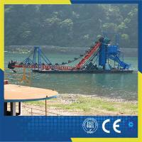 Quality Gold Dredger 100m3/h Chain Bucket Dredger wholesale