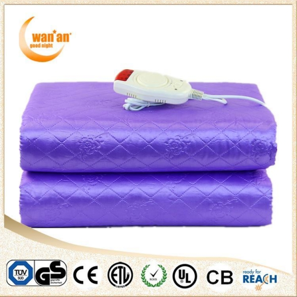 cheap king size cotton electric blanket of ywdrt. Black Bedroom Furniture Sets. Home Design Ideas