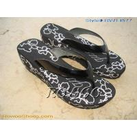 Buy cheap Girl Wedge Heel Slipper RW14577 from wholesalers