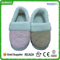 Quality Soft lovely indoor slippers wholesale