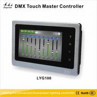 1.0 DMX Touch Screen Master Controller