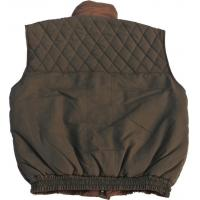 Quality Winter outerwear Micro fibre padded vest wholesale