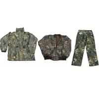 Buy cheap Camouflage outerwear Waterproof camo hunting 3pcs suit from wholesalers