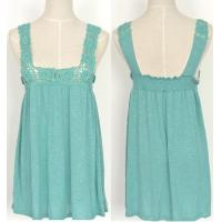 Buy cheap Ladies' underdress Lady cotton slub jersey underdress from wholesalers