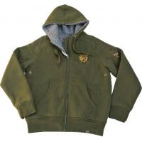 Quality Knitted winter hoodie jacket wholesale