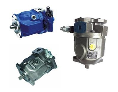 Cheap hydraulic piston pumps a10vso18 variable for Variable displacement hydraulic motor