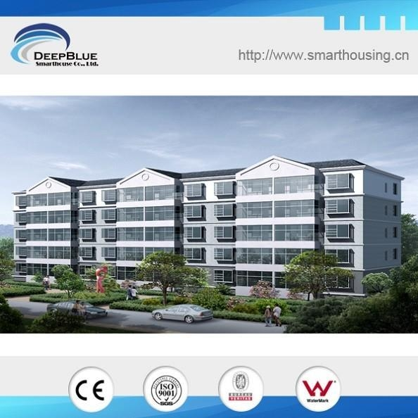 Cheap Apartment Buildings: Cheap Modular Apartment Building Ningbo Of Smarthousing