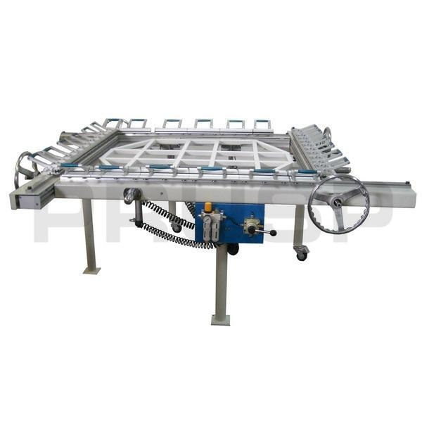 Cheap Mechanical Mesh Stretcher for sale