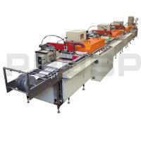 Buy cheap Multicolor Automatic Label Screen Printing Machine from wholesalers