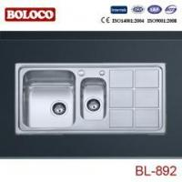 Quality italy kitchen sinks BL-892 wholesale