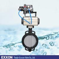 Quality pneumatic actuator for butterfly valve Pneumatic Actuator Butterfly Valve wholesale