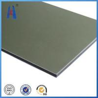Buy cheap NANO aluminum composite panel nano aluminum composite plastic panel,building finish material from wholesalers