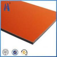 Buy cheap NANO aluminum composite panel nano coating lightweight aluminum composite panel with flat surface from wholesalers