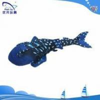 sea purse SHARK push soft stuffed Aquarium ocean lifelike toys