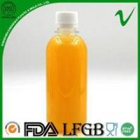 clear wholesale good quality 250ml pet juice bottle for beverage packaging