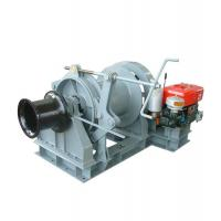 Buy cheap 4.5T diesel drive winch product