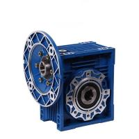 China Worm and Worm Gear Speed Reducer Single Reducer on sale