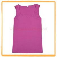 Quality Square Collar Sleeveless Tank 008 wholesale