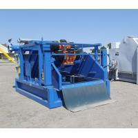 Quality LS703 Shale Shaker Solid Control Equipment 113-136/500-600 GPM wholesale