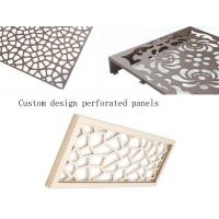 2015 hot selling perforated panel