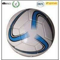 Quality Promotion Tranning Machine Stitched Custom Print Soccer Ball wholesale