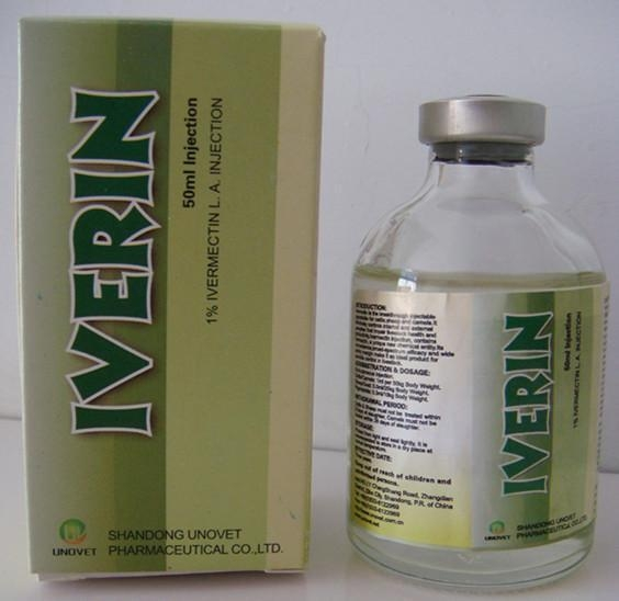 Cheap Soluble Powder Ivermectin Injection for sale