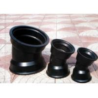 China Ductile iron pipe fittings on sale