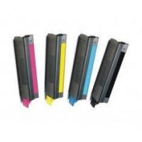 Quality Magenta Color 9600 OKI Toner Cartridge For OKIDATA C9600 / 9800 wholesale