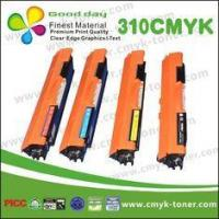 Quality ISO CE CE310A CE311A CE312A CE313A HP Color Toner Cartridge For CP1025 CP1025NW wholesale