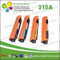 Quality Refillable New 310A 311A 312A 313A HP Color Toner Cartridge For CP1025 CP1025NW wholesale