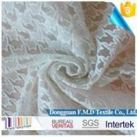 China Embroidery Fabric. Fancy cotton embroidered organza lace fabric on sale