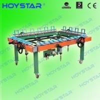 Quality Steel Plate-Making Equipment (GW-TS-B)Silk screen frame maker wholesale