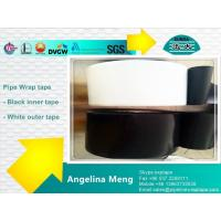 China Pipeline anti-corrosive tape high tack high tensile strength on sale