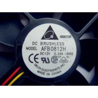 Buy cheap Professional Custom Computer Accessories AFB0812H 80X80X25MM Delta DC Fan from wholesalers