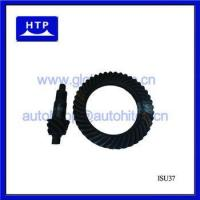 Quality various parts of car engine Crown & Pinion for isuzu 4BC2 Black 7-43 new wholesale