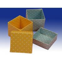 Quality Gift Box Craft Paper Wholesale Order China Made Custom Printing Cube Box wholesale