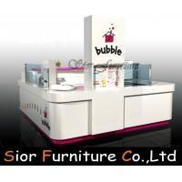 Quality Food Kiosk Bubble Tea Kiosk Design wholesale