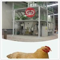 Buy cheap Turnkey project chicken food extruder production line product