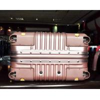 Quality 2016 shanghai factory luggage with retractable wholesale