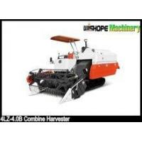 Quality Wishope 4LZ-4.0B combine harvester Japan wholesale