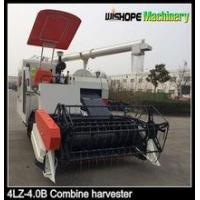 China Wheat harvest machine with HST control on sale