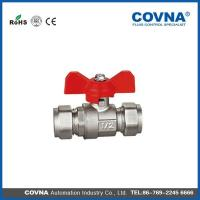 Quality DL1131 Brass Ball Valve with Connector wholesale