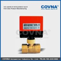 Buy cheap Electric Brass 2 Way Ball Valve from wholesalers