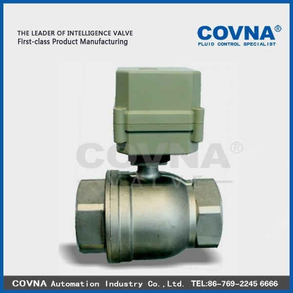 Cheap Electric Stainless Steel Ball Valve for sale