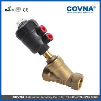 Buy cheap HK-17A Pneumatic Brass Angle Valve from wholesalers
