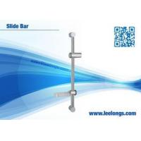 China 60 28 Height Adjustable Shower Bar ABS chrome plated For Home , Hotel on sale