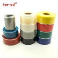 China Isermal Silicone rubber self adhesive tape with rohs approval on sale