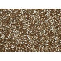 Buy cheap Washable Beaded Lace Fabric with Gold Color Shining Sequins CY-XP0002 from wholesalers
