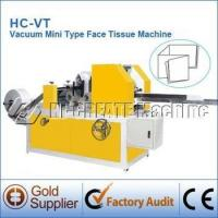 China CE Certificated Pocket Tissue Machine on sale